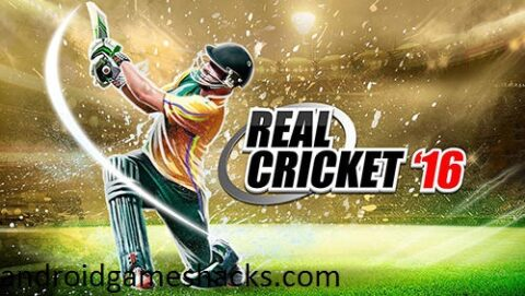 Real Cricket 16 mod apk, Real Cricket 16 mod apk hacked