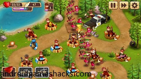 Cower Defense mod apk hack