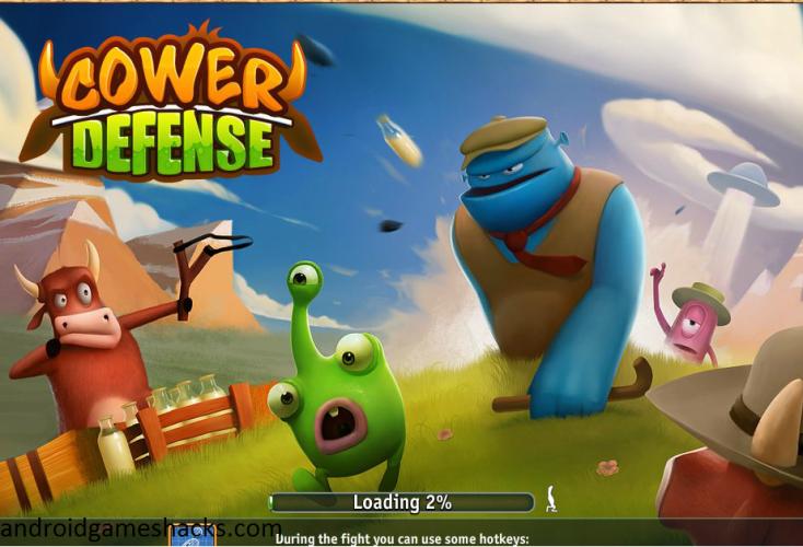 Cower Defense v0.9 mod apk