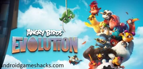 Angry Birds Evolution v1.9.2 mod apk
