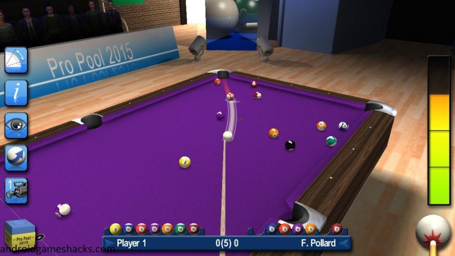 Pro Pool 2015 v1.28 mod apk