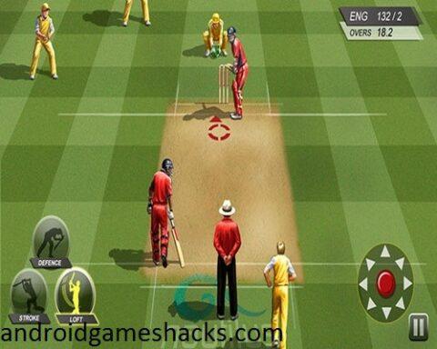 Real Cricket 16 v2.7.3 mod apk