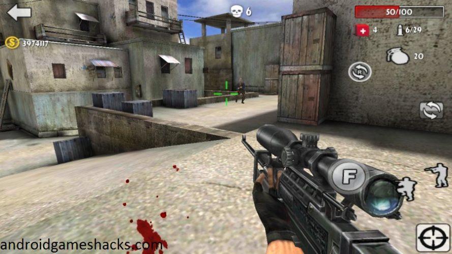 Gun Strike Online Fps v1.6 mod apk