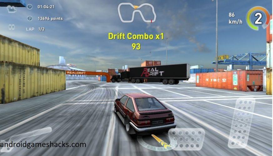 Real Drift Car Racing v4.6 mod apk