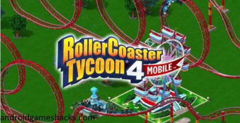 Rollercoaster Tycoon 4 Mobile v1.11.2 mod apk