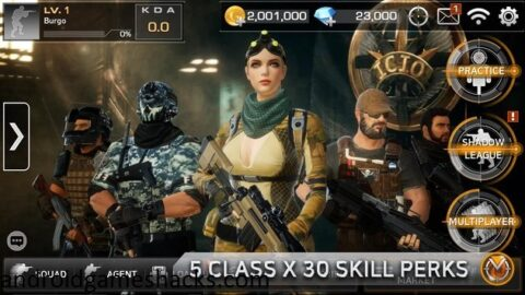 Combat Squad - Online FPS Mod Apk 0.3.6