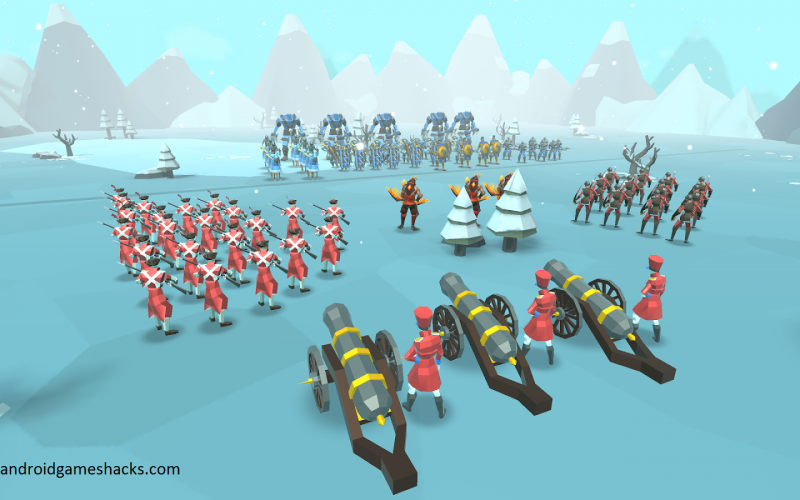 Epic Battle Simulator 2 v1.2.30 mod apk