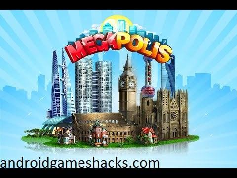 Megapolis v3.81 hack mod apk