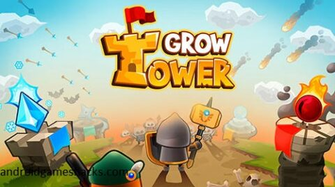 Grow Tower Castle Defender TD mod