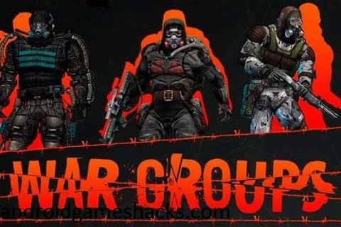 War Groups v3.3.0.2 hack apk mod, hacked apk