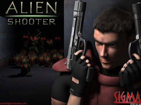 alien shooter hack, alien shooter hacked apk