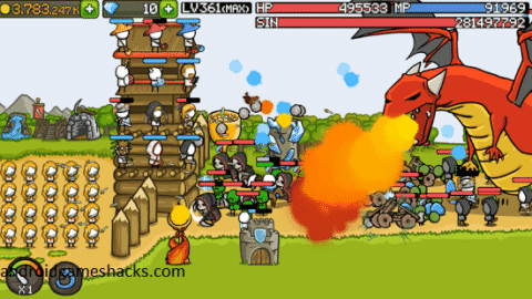 Grow Castle_v1.17.9 apk