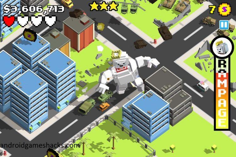 Smashy City v2.3.3 Mod Apk