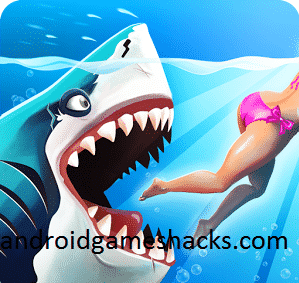 Hungry Shark World v2.4.12 Mod Apk